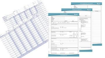 Organisationsformulare und Dienstpläne