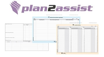 plan2assist Betreuungsdokumentation