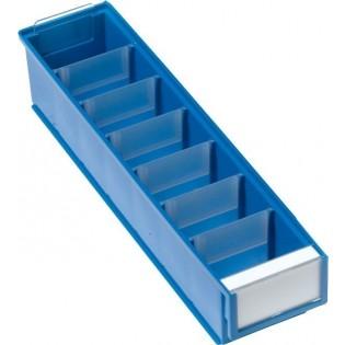Kleine Medikamentenbox mit Teilern