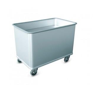 202/60 Wäschecontainer als Federbodenwagen