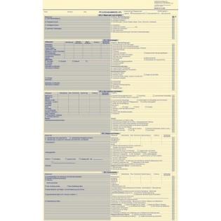 Pflegeanamnese ATL mit Vorgaben ohne Biografie