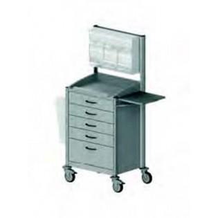 keo® ISO-Modul Verband- und Behandlungswagen 7