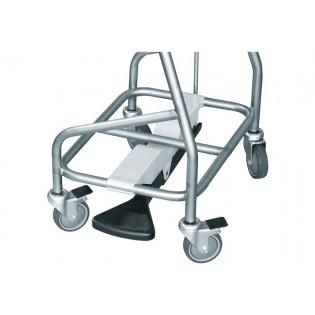 Pedal mit Öffnungsmechanik