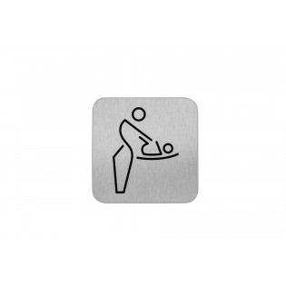 Piktogramm Wickelraum