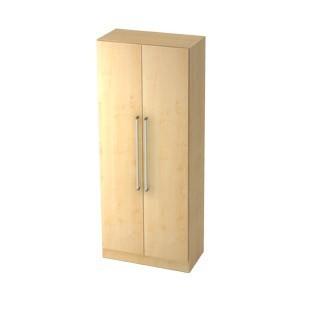 Garderobenschrank 5 OH nicht abschließbar 80 x 42 x 200,4 cm