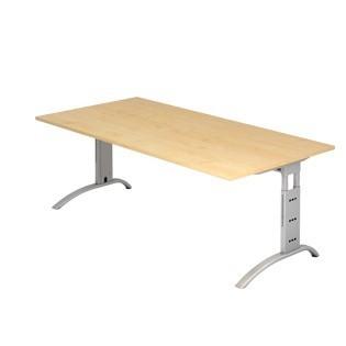 Schreibtisch F-Serie 200x100 nicht verkettbar