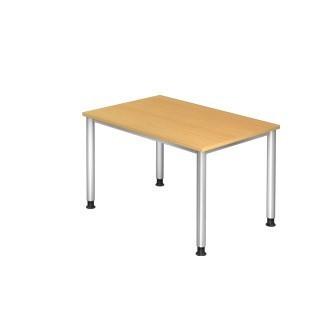 Schreibtisch H-Serie 120x80