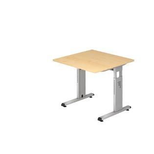 Schreibtisch O-Serie 80x80