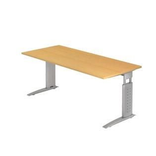 Schreibtisch U-Serie 180x80