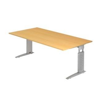 Schreibtisch U-Serie 200x100 nicht verkettbar