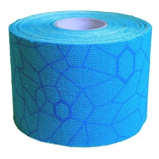 Thera-Band Kinesiology Tape, 5 m, blau/blau