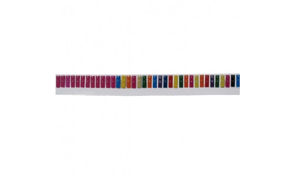 SIG-36 Signalleiste mit 36 Signalen in 10 verschiedenen Farben
