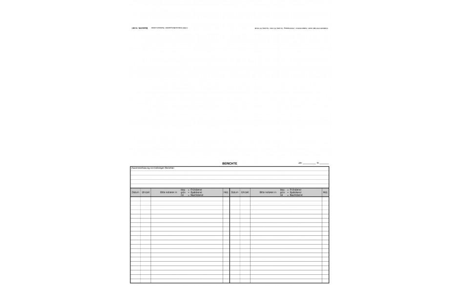 Berichte ohne Kontrollen Seite 2
