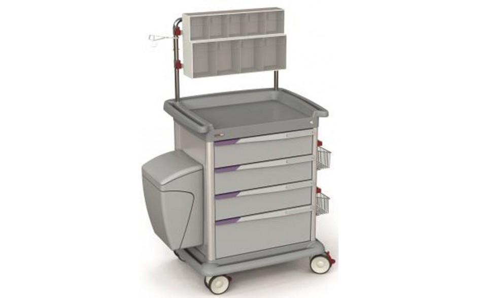 PRECISO Intensivpflegewagen