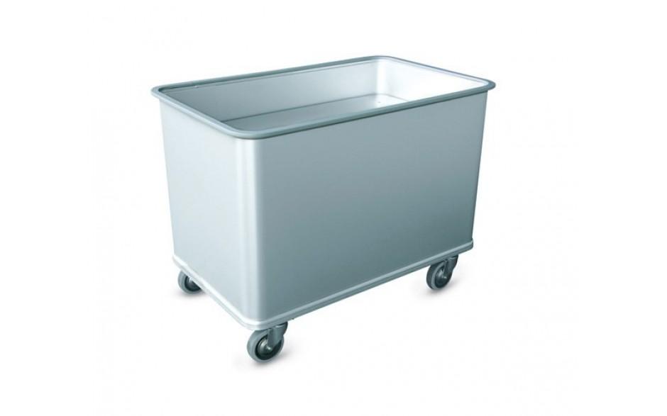 202/50 Wäschecontainer als Federbodenwagen