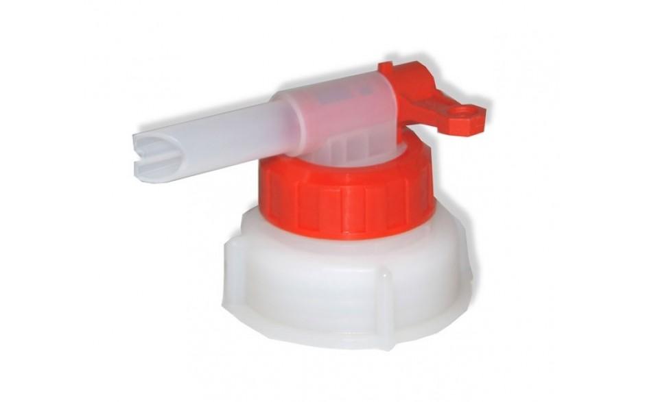 FORMADES Kanister-Abfüllhahn für 2l-Flaschen / 5,10 & 30l-Kanister