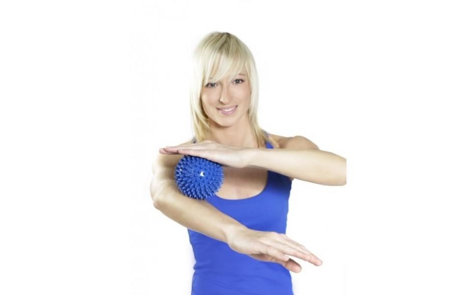 Artzt vitality Massageball - Übungsbeispiel