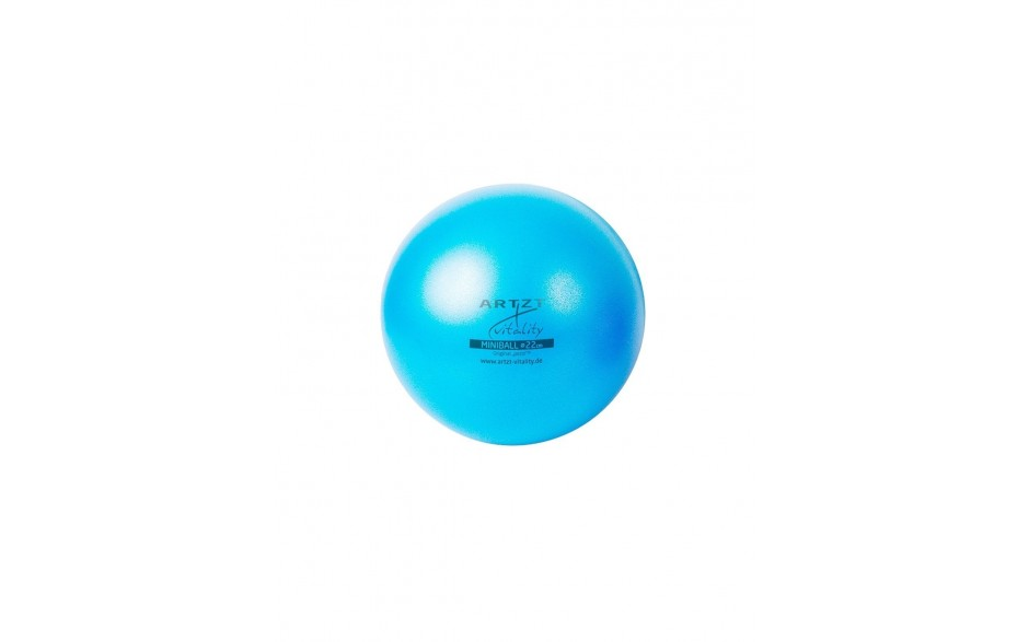 ARTZT vitality Miniball, 22 cm/blau