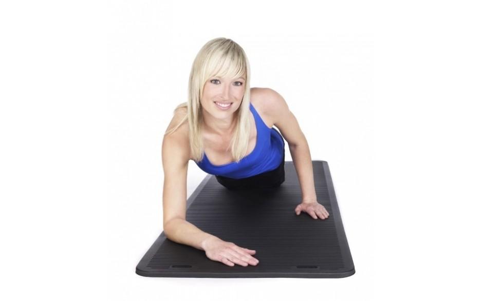 ARTZT vitality Fitnessmatte - Anwendungsbeispiel