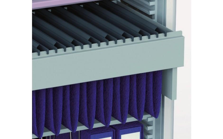 Stahlrahmen für Mod. C1-FH (A4 Hängemappe 318x245), C3-FH (Hängemappe 465x390)