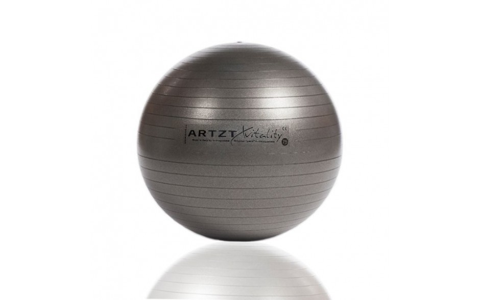 ARTZT vitality Fitness-Ball Professional, 75 cm/anthrazit