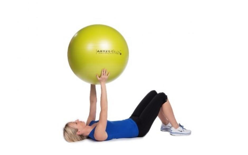 ARTZT vitality Fitness-Ball Standard - Übungsbeispiel 1
