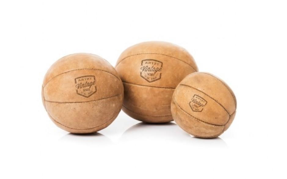 ARTZT Vintage Series Medizinball in verschiedenen Gewichtsklassen