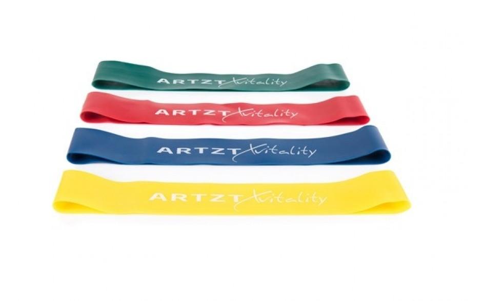 ARTZT vitality Rubber Band in vier Widerstandsstufen
