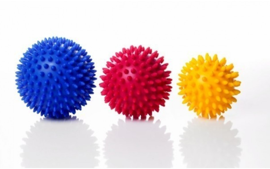 Artzt vitality Massageball Set - in 3 Größen