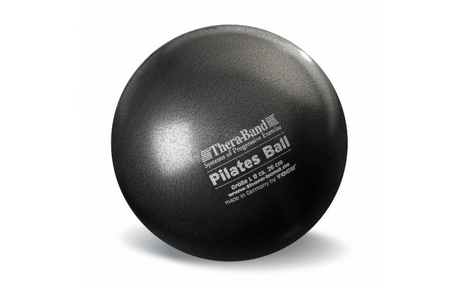 Thera-Band Pilatesball, 26 cm/silber