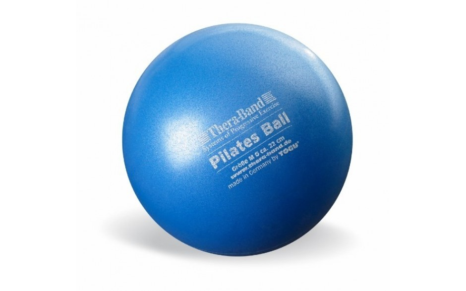 Thera-Band Pilatesball, 22 cm/blau