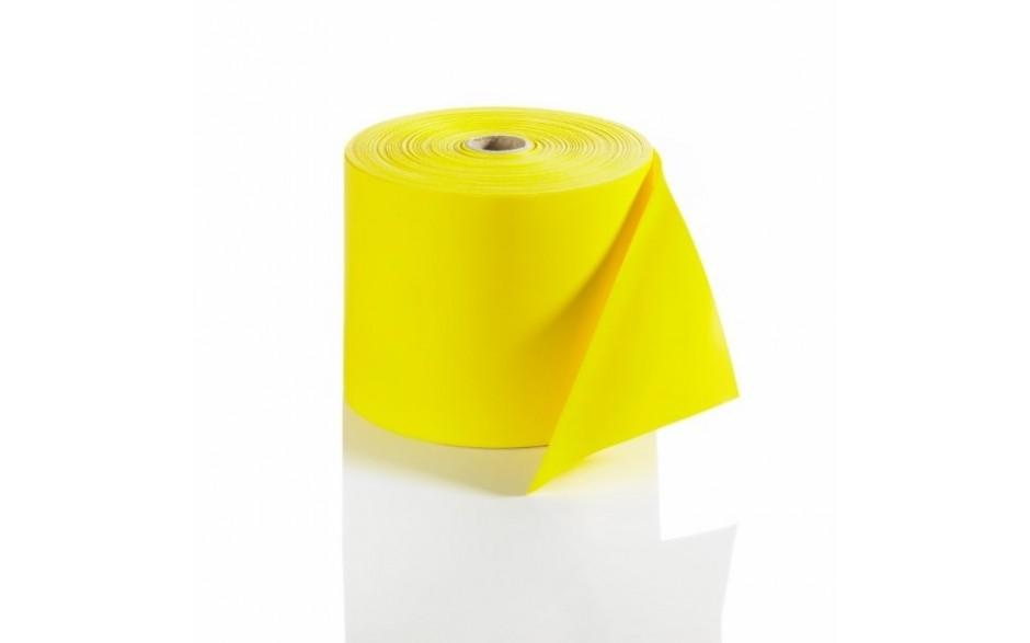 ARTZT vitality Latexfree Übungsband, 25 m, leicht/gelb