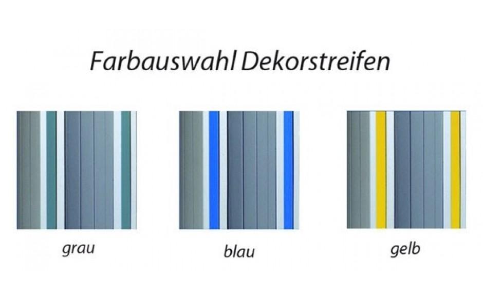 Farben Dekorstreifen