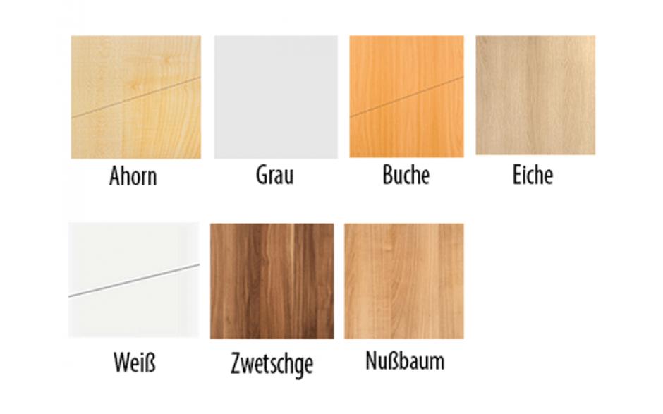 Farben Tischplatte XBHM-Serie