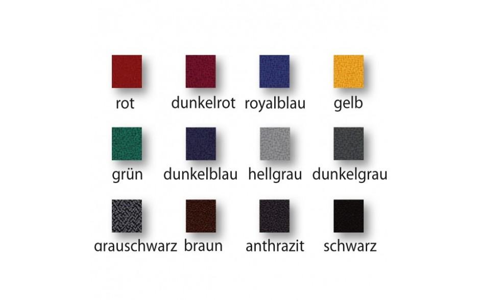Farbauswahl Steifensand