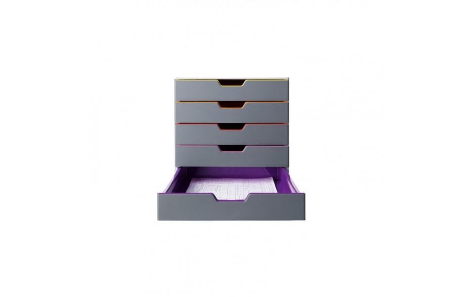 Geschlossene Ablagebox