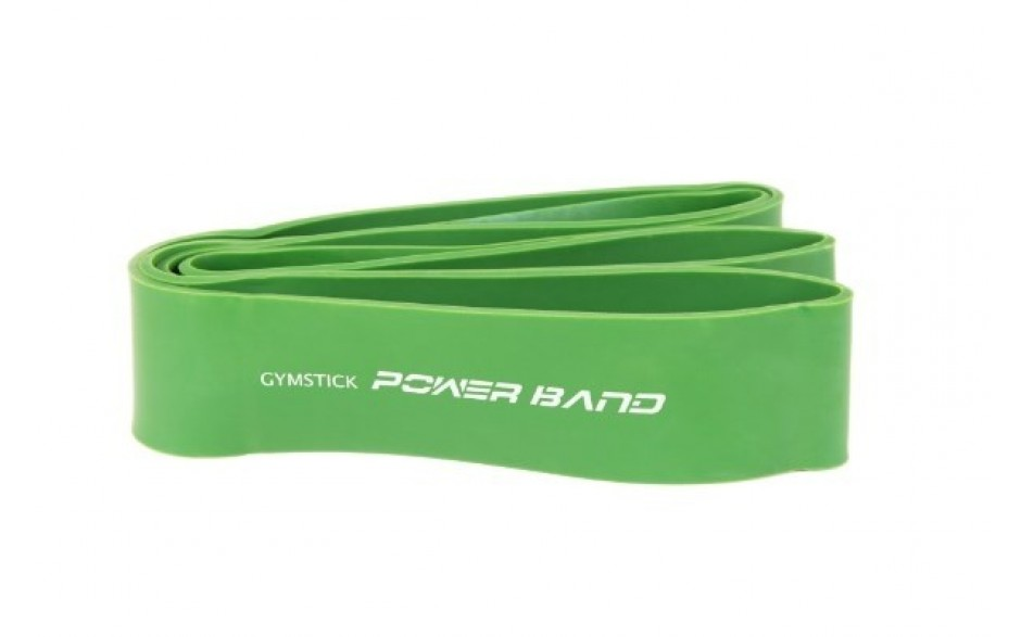 Gymstick Power Band extrastark/grün bis 100 kg