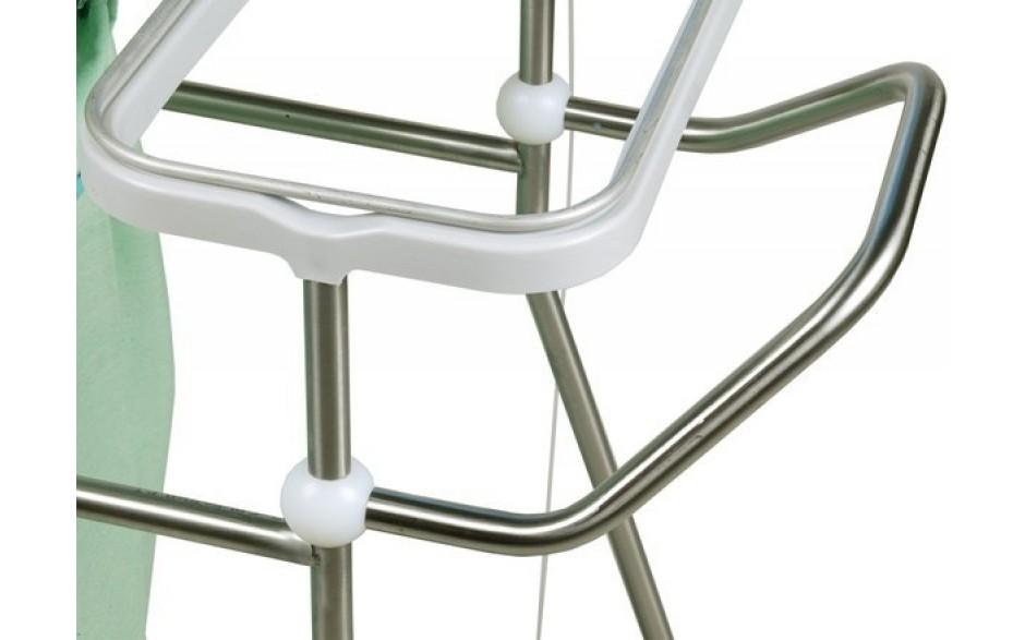 Kunststoffverbindung Griff/Sammler