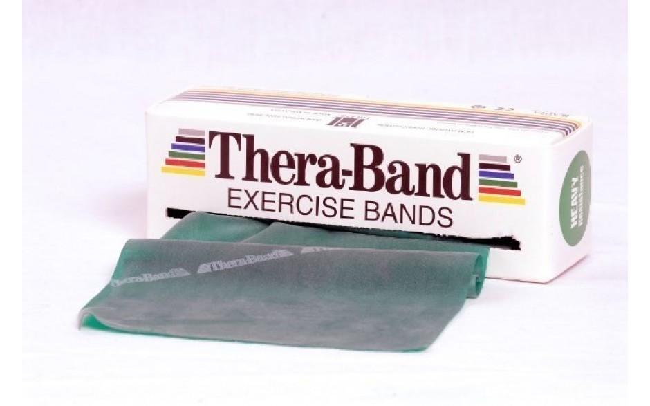 Thera-Band Übungsband, 5,5 m, stark/grün