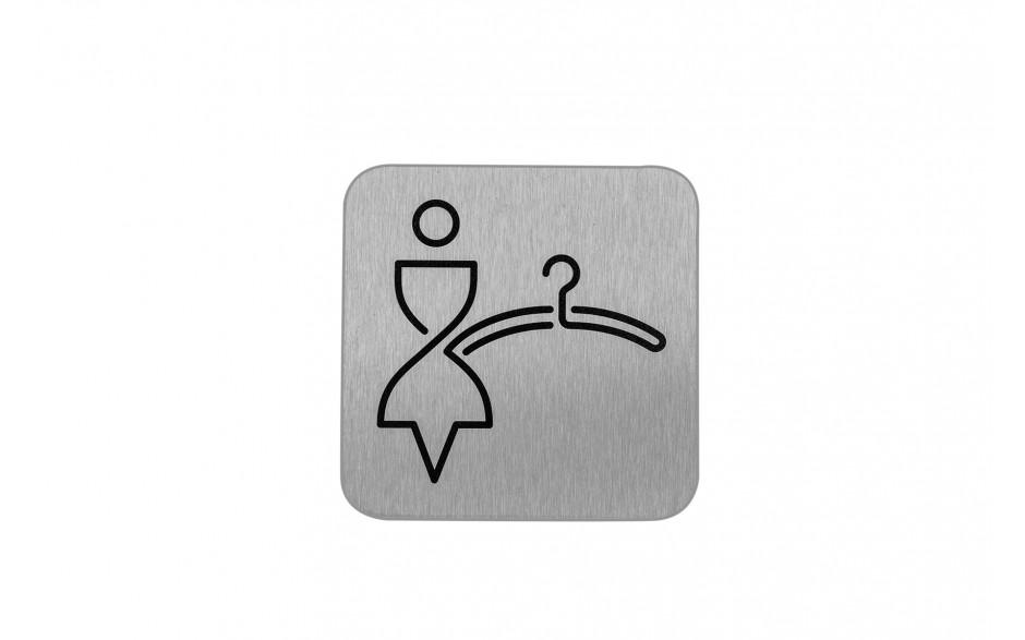 Piktogramm Umkleide Frauen