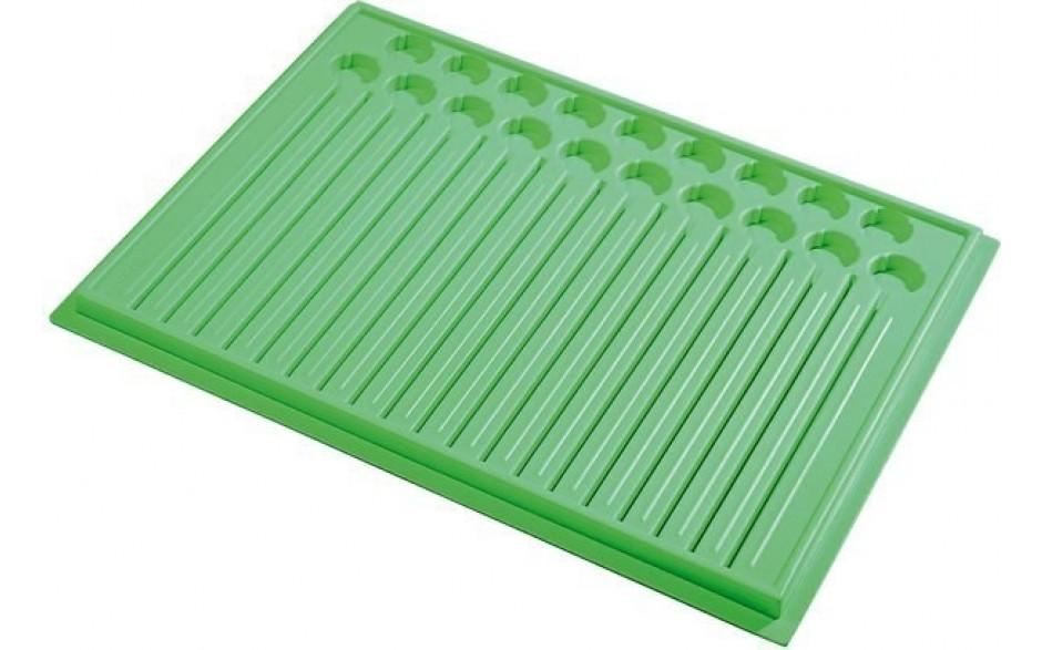 PVA19 Tablett für 19 Dispenser und 19 Becher