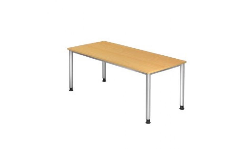 Schreibtisch H-Serie 180x80