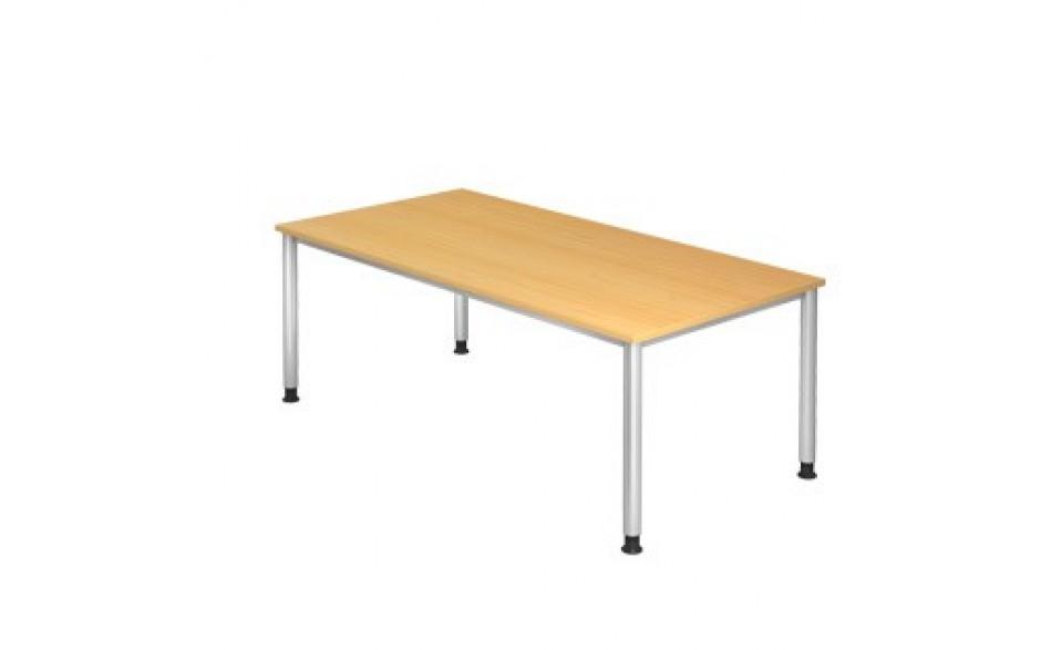 Schreibtisch H-Serie 200x100 nicht verkettbar