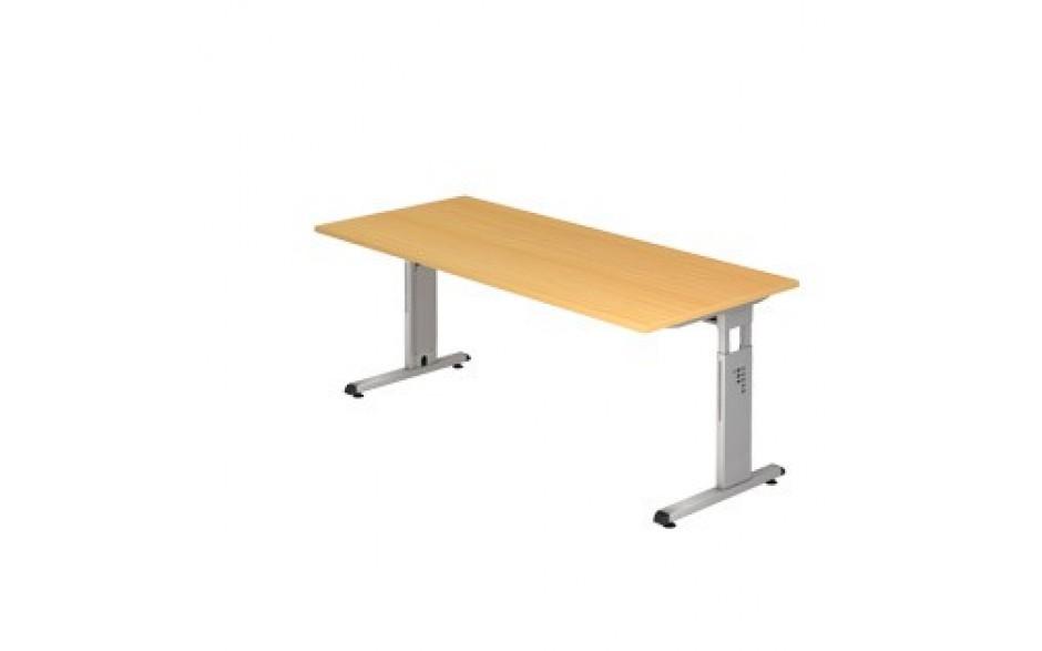 Schreibtisch O-Serie 180x80