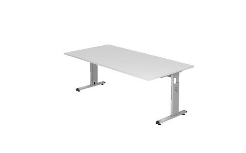 Schreibtisch O-Serie 200x100 nicht verkettbar