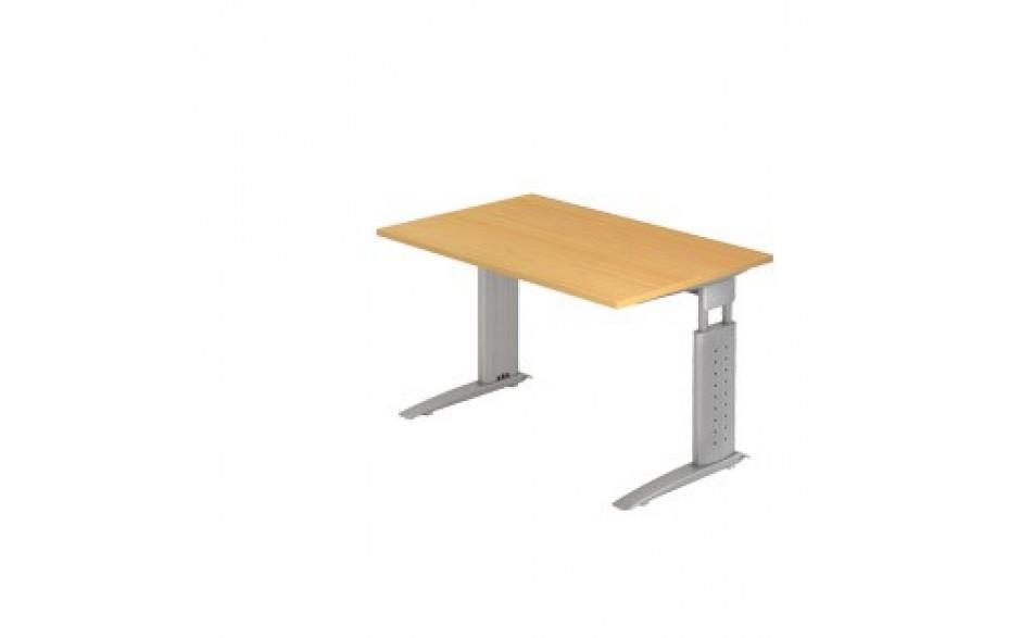 Schreibtisch U-Serie 120x80