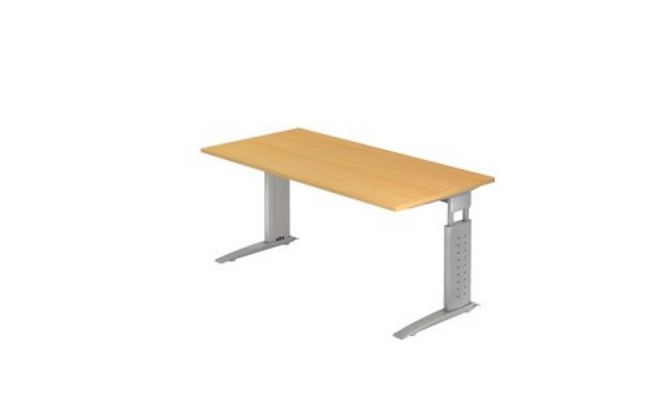 Schreibtisch U-Serie 160x80