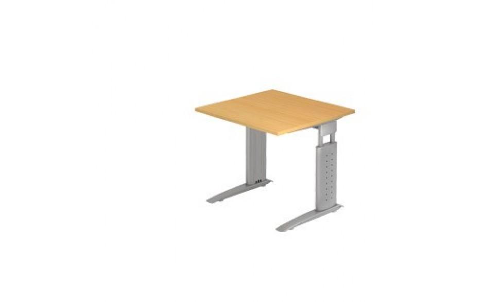 Schreibtisch U-Serie 80x80