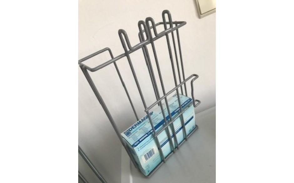 Handschuhboxhalterung für 3 Handschuhboxen