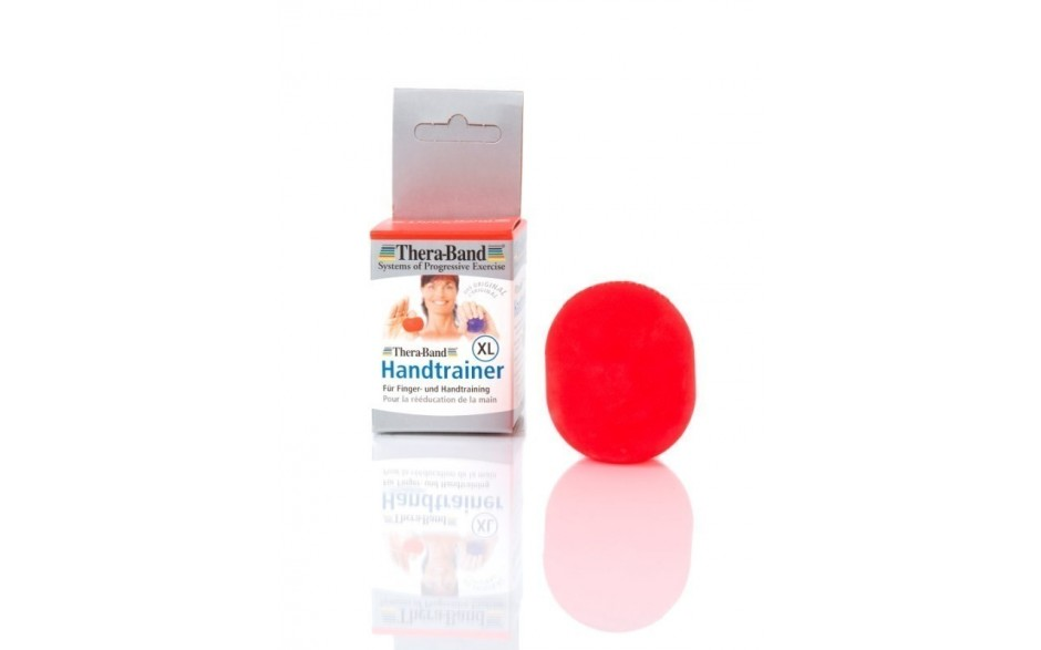 Thera-Band Handtrainer XL weich/rot 1